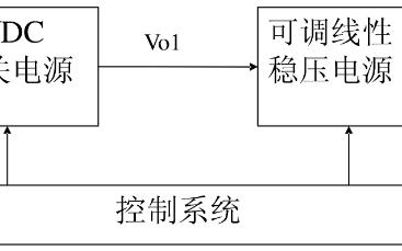 联调高效低纹波直流稳压电源设计与实现