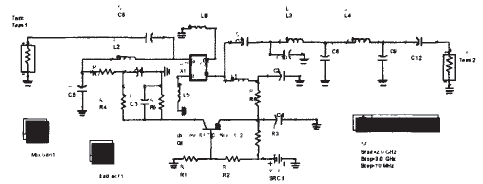 采用IEEE 802.15.4实现射频放大电路的设计