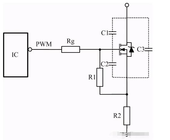 常见的MOSFET驱动方式,驱动电路的参数计算