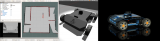 NEOR mini是一款類阿克曼運動學方式的移動機器人