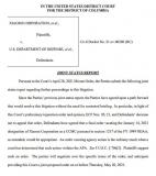 """小米公司和美国政府达成协议,将搁置特朗普政府将该公司列入""""黑名单""""的决定!"""