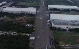富士康在印度的工厂出现大规模感染,加工的iPhone手机已经减产50%!