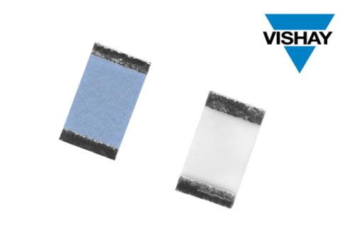 Vishay推出高精度薄膜片式電阻100 W~3.05MW阻值范圍內TCR可達±2 ppm/C