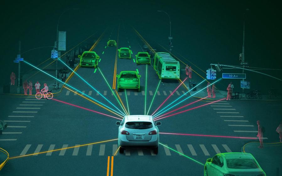 爆发前夕的车载激光雷达 孕育千亿蓝海市场