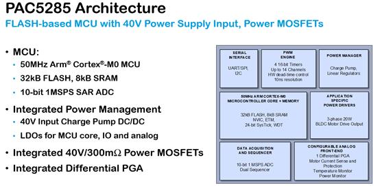 Qorvo:相对灵活的极简化电机控制解决方案