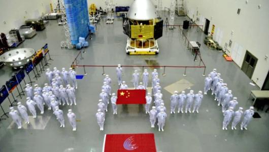 天问一号成功登陆火星,有哪些黑科技?