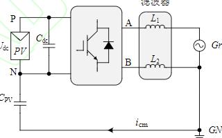 新型共地型五电平单相非隔离光伏并网逆变器