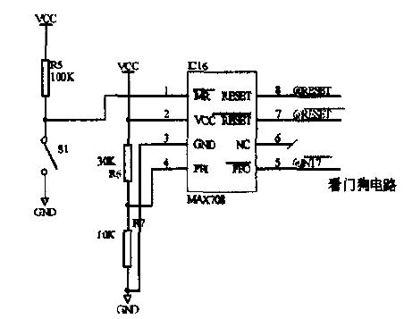 基于MCU与DSP的双机式电梯控制主板