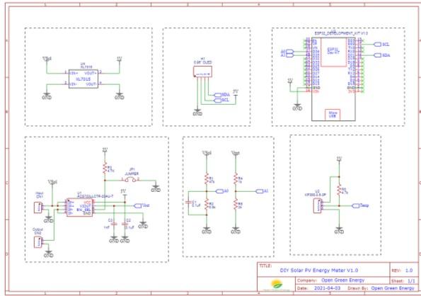 基于使用ESP32开发板和ACS723电流传感器...