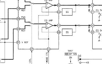索尼線控隨身聽WM-EX808/EX808HG維修手冊