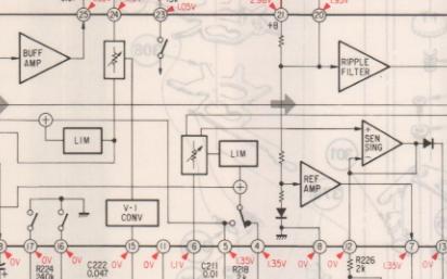 索尼磁帶隨身聽WM-DC2維修手冊