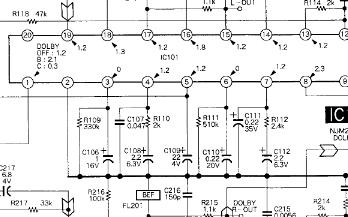 索尼磁帶隨身聽WM-DD9維修手冊
