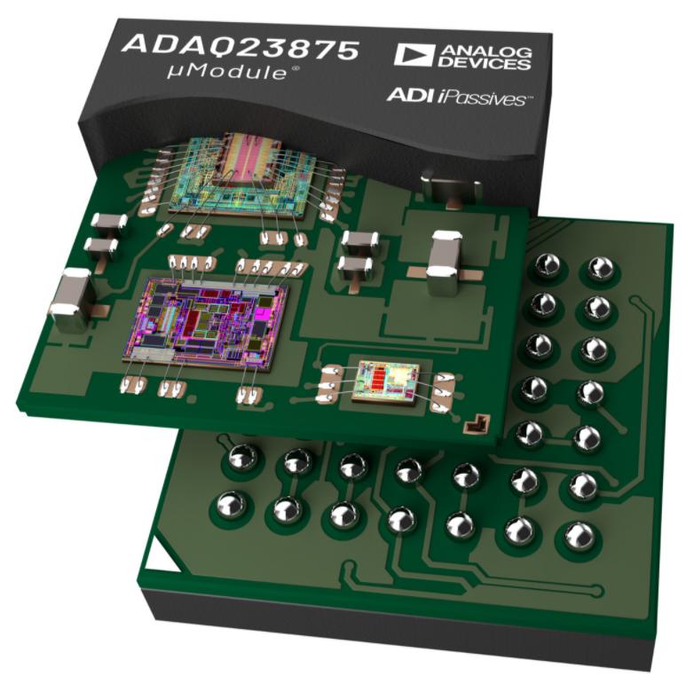 ADI高精度高速DAQ μModule?可實現更小的解決方案尺寸并縮短上市時間