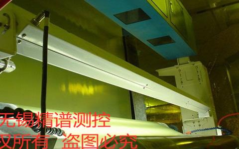 锂电极片瑕疵在线检测仪的检测方式及步骤说明