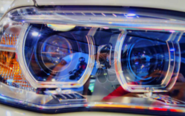 实益达即将打入新能源汽车照明市场