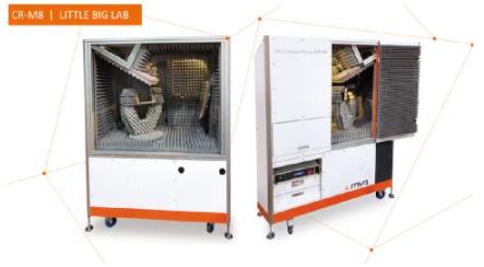 MVG推出微型緊湊天線測量系統CR-M8