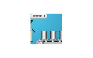 无死角螺旋板式换热器的结构性能