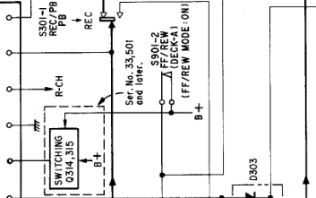 索尼磁帶隨身聽WM-W800維修手冊