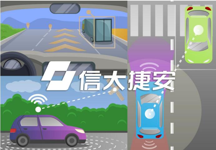 "WaveFront創想未來資本戰略投資安全加密芯片""信大捷安"""
