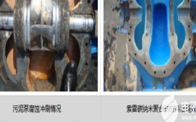 污泥泵腐蚀磨损如何治理