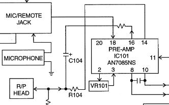 爱华微胶囊记录器TP-M725/TP-M525数据手册