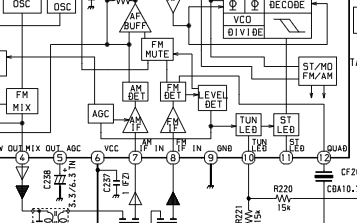 愛華立體聲盒式錄音機HS-TX526/HS-TX529