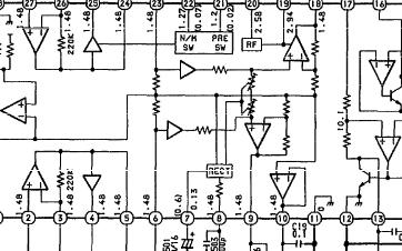 愛華立體聲盒式錄音機HS-TX481/HS-TX481V