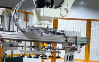 中山机器人码垛机结构特点与分类