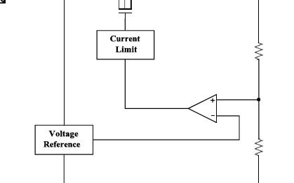 基于CMOS的低功耗高精度穩壓器FH6115