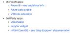 微软又一个非常酷炫的数据可视化神器开源了