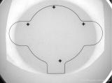 探究halcon模板匹配干擾邊緣消除辦法