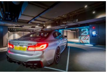 安樂工程為香港科學園引入城中首個自動智能泊車系統
