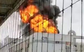 深圳觀瀾富士康工廠突發起火!官方回應:火勢已撲滅,不影響生產