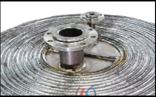 无死角螺旋板式热交换器能效跖介