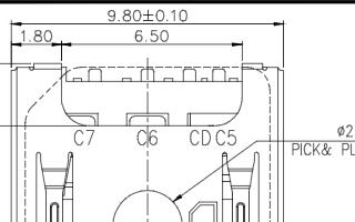 連欣SIM卡座連接器產品原理圖下載