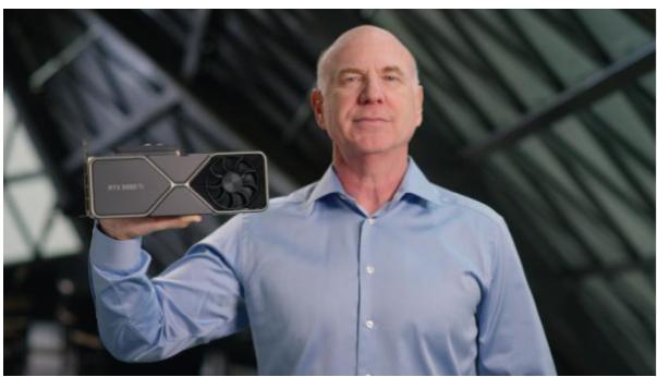 NVIDIA在COMPUTEX 2021上发布多款游戏和企业级创新产品