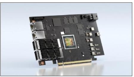 NVIDIA合作伙伴发布采用NVIDIA BlueField DPU的新款服务器