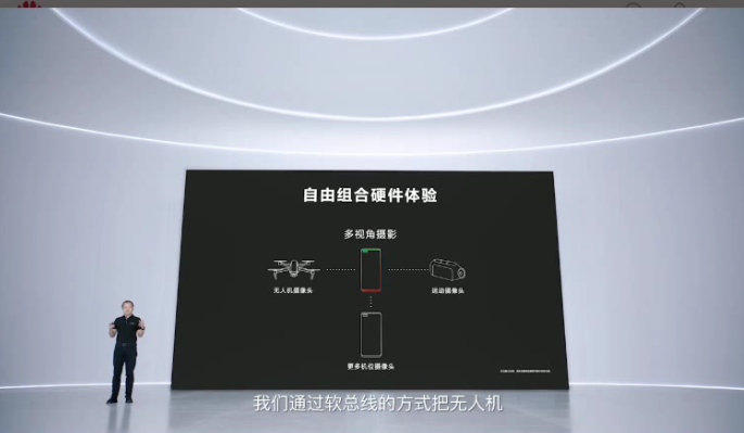 华为鸿蒙发布会:简单的控制,不简单的体验