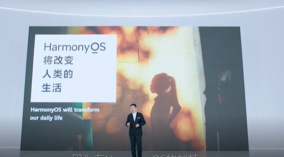 鸿蒙HarmonyOS 2.0操作系统将改变人类...
