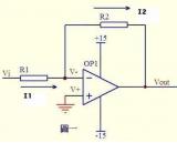 分享一篇模拟电路中学习的重点——运算放大器
