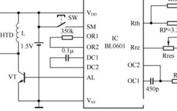 數字體溫表的工作原理是什么?有哪些功能?