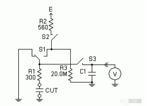 如何快速估算電容器的介電吸收