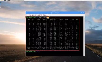 在樹莓派中使用Python編程實現對LED燈的控制