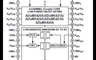 基于500mW隔離式設計中無需單獨的隔離式 DC-DC 轉換器