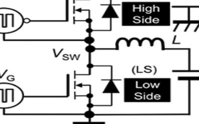 浅谈栅极-源极电压产生的浪涌