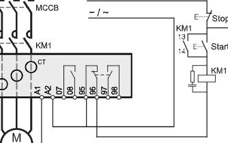 电子式电动机保护继电器EOCR-3BZ2/FBZ2
