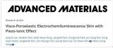 快讯:电子皮肤-可穿戴微系统实现人体深层组织病变检测