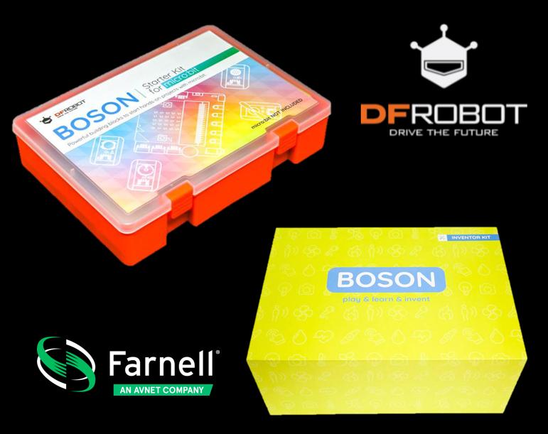 e絡盟進一步擴展DFRobot教育套件產品陣容