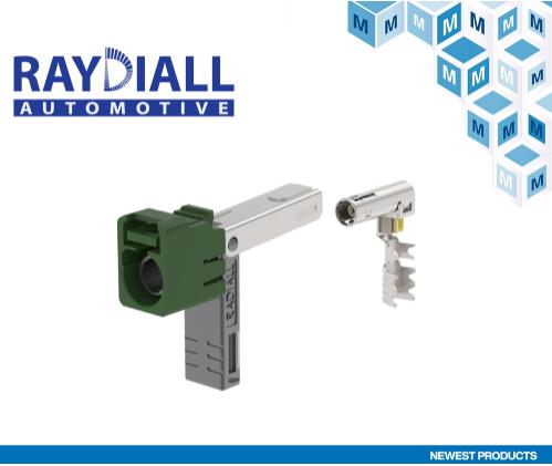 贸泽电子与Raydiall Automotive签署全球分销协议