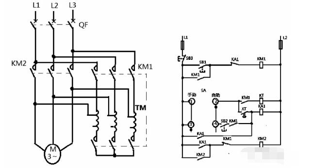 一文详解自耦降压起动柜故障引起电动机直接起动的改进